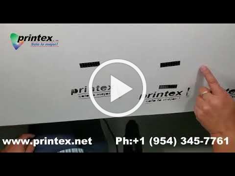 Printex Thermal Ink (PTI)