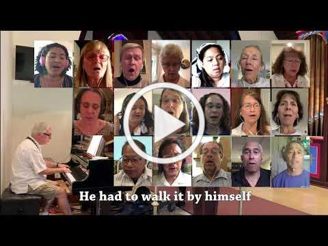 """All Saints Virtual Choir - """"Jesus Walked This Lonesome Valley"""""""