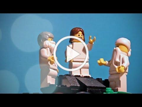The Story of the Transfiguration - with LEGO!