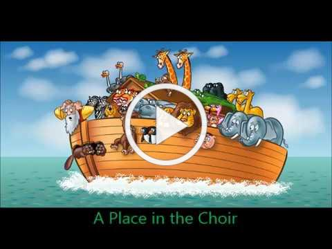 A Place in the Choir Lyric Video