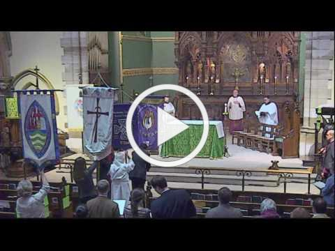 2017-01-21 The Holy Eucharist, Diocesan Convention