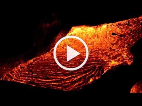 Kilauea 61G flow April 2017