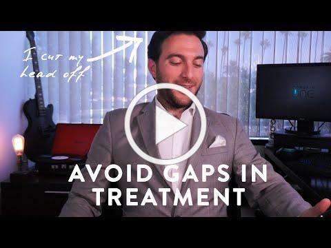 Avoiding Gaps In Treatment With Journaling