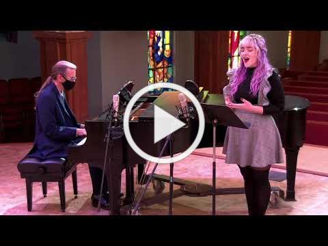 "Shea Perry & Jim Ahrend | ""Come Ye, Disconsolate"""