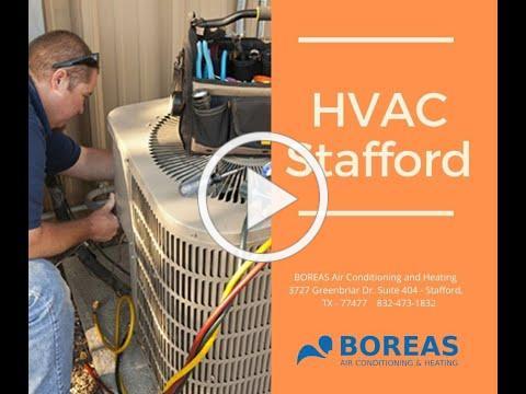 HVAC Stafford - BOREAS Air Conditioning and Heating