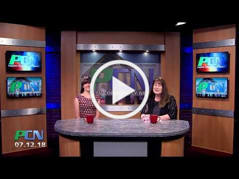 Guest on Set: Rebecca Griffith from Pilgrim Hall Museum