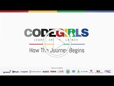 CodeGirls - The Journey