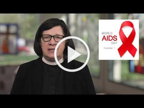 Presiding Bishop Elizabeth Eaton World AIDS Day 2018 Invitation   ELCA
