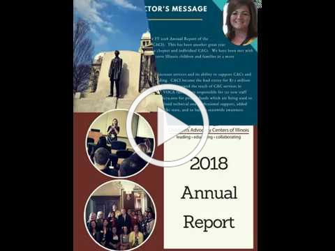 CACI Annual Report FY18 Video