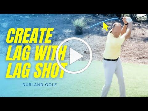 GOLF TRAINING AID | Lag Shot TRAINING AID