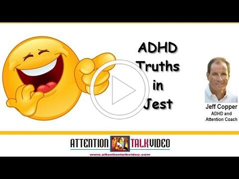 ADHD Humor - Sometimes You Have to Laugh