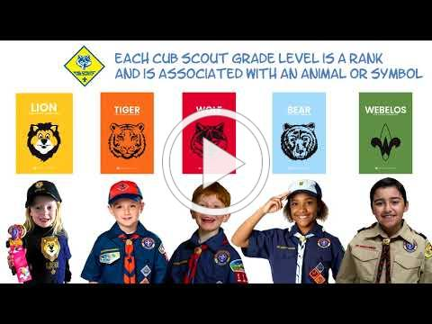 Welcome to Cub Scouting!