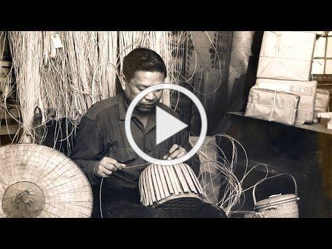 Jose Reyes on Nantucket Lightship Baskets, with Dror Kahn