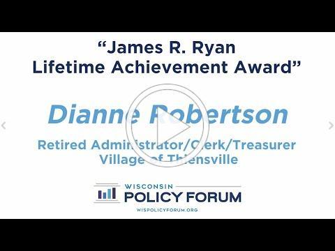 2020 James R. Ryan Lifetime Achievement Award