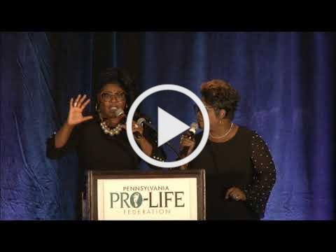 Diamond and Silk Keynote Address at 2019 40th Anniversary Celebrate Life Banquet
