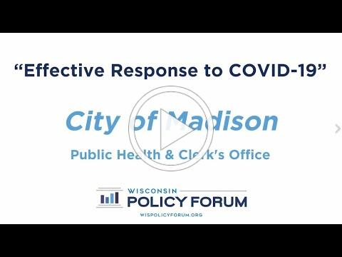 2020 Effective Response to COVID-19