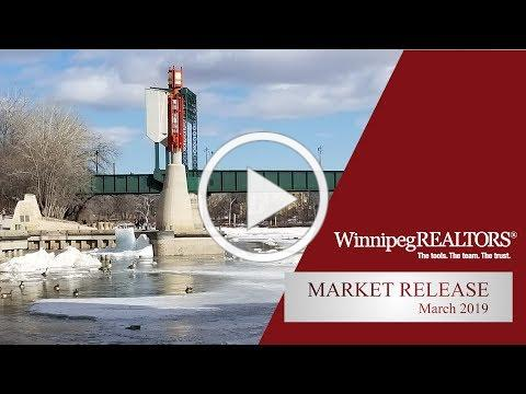 WinnipegREALTORS® March 2019 Market Update