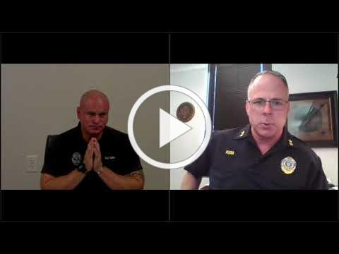 Community Policing Conversations with Buda PD and Chief Bo Kidd