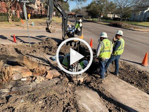 Elmside and Woodchase Drive Improvements