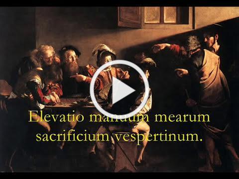 Dirigatur Oratio Mea - Gregorian Chant from the season of Lent