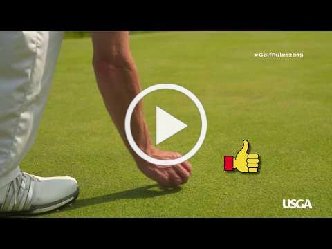 Rules of Golf Explained: Loose Impediments (New for 2019)