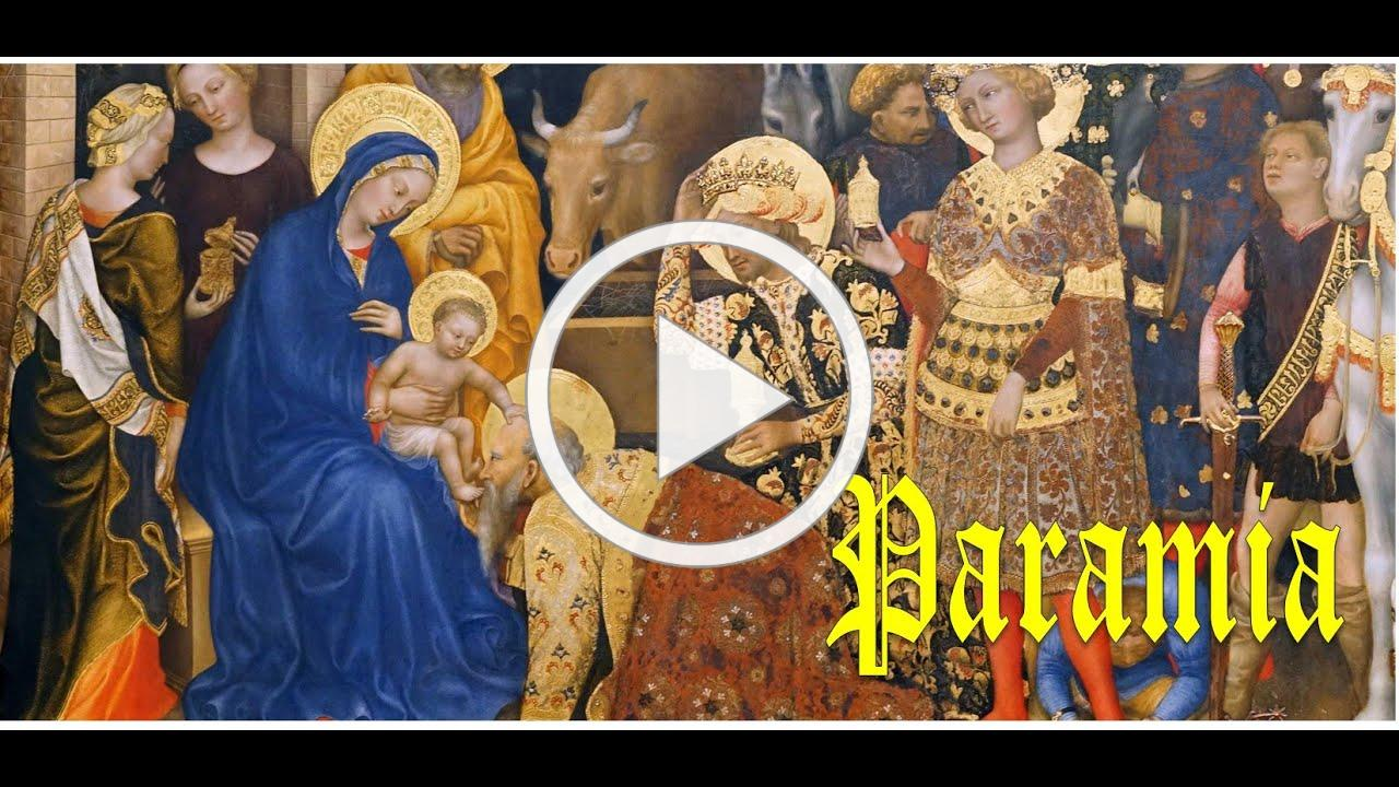 Paramia for Nativity, Prophecy of Daniel