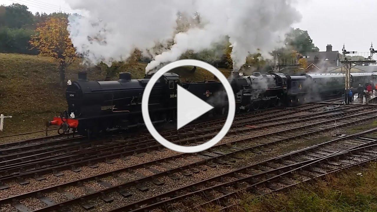 Bluebell Railway 2019 Compilation