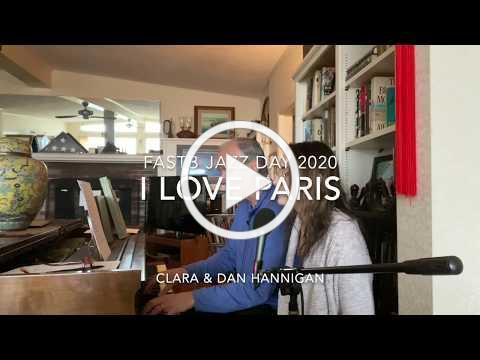 I Love Paris - FASTB Jazz Day 2020