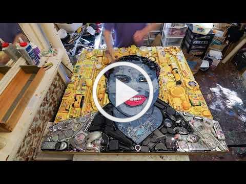 What We Are Made Of _ Mosaic time-lapse