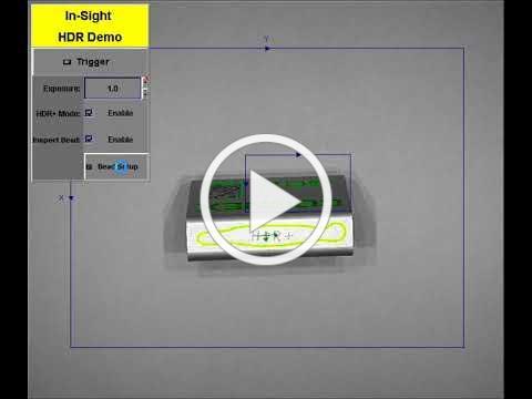 InSight HDR Demo w Bead Tool