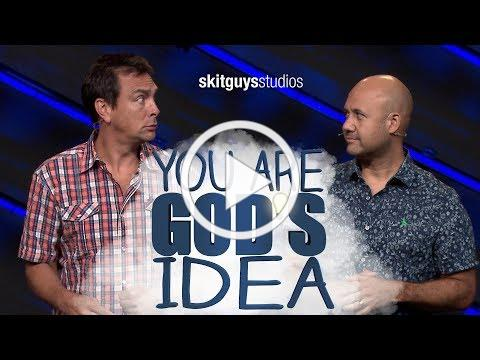 You Are God's Idea