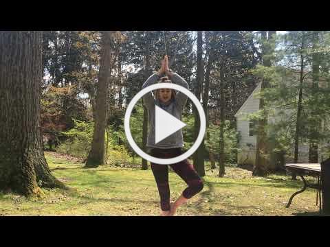 Child Life Corner: Garden Yoga