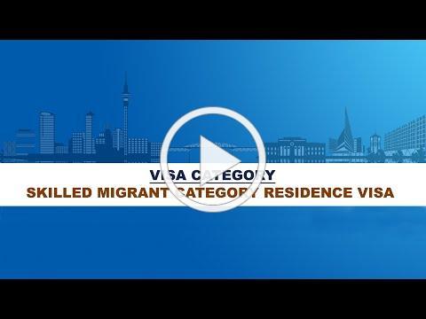 Skilled Migrant Category (SMC) Residence Visa Process