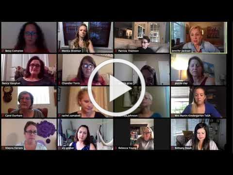 TCAA Talk - July 27