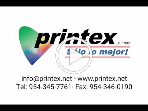 Printex Presenta: Limpiador Enpurex