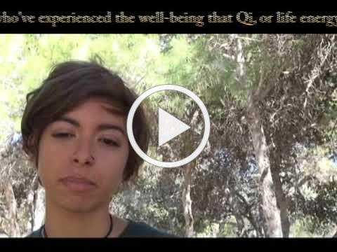 "World Tai Chi & Qigong Day -- ""Opening Statement"" in Arabic with English Subtitles"