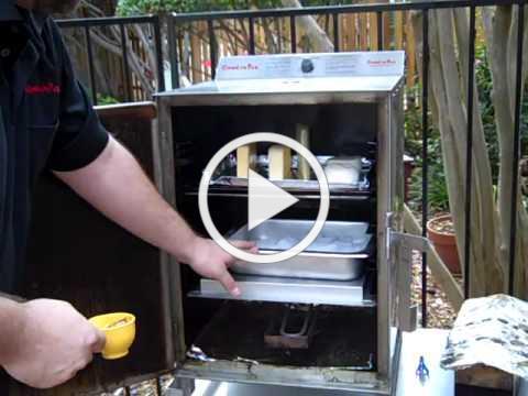 How To Cold Smoke Cheese by SmokinTex.