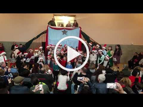 Inno Nazionale Italiano, 2018 Christmas Village, Italian Language Program Presentation