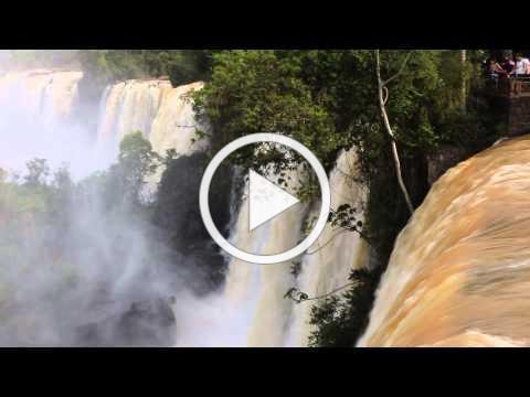 Most amazing place on Earth - Iguazu Falls, Argentina side