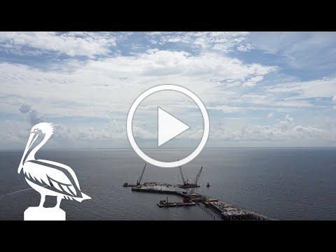 Pier Progress: August | St. Pete, FL