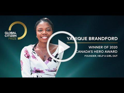 In Conversation with Yanique Brandford