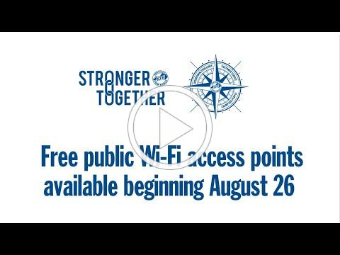 KFB Free Public Wi-Fi Access Points Available Beginning August 26
