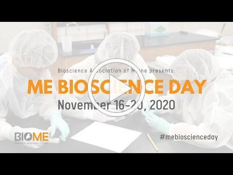 ME Bioscience Day 2020 Recap