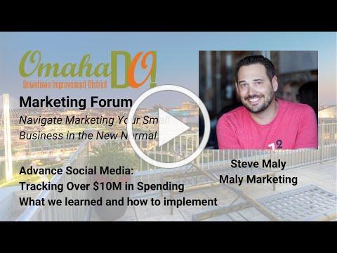ODIDA Marketing Forum - Advance Social Media