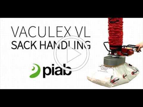 Vaculex VL Sack Handling