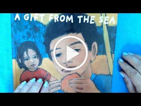 A Gift From The Sea-by Anne Morrow Lindbergh (Read By Marsha Wright-Self Help CFCE)