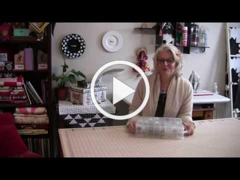 How to store sewing and quilting thread