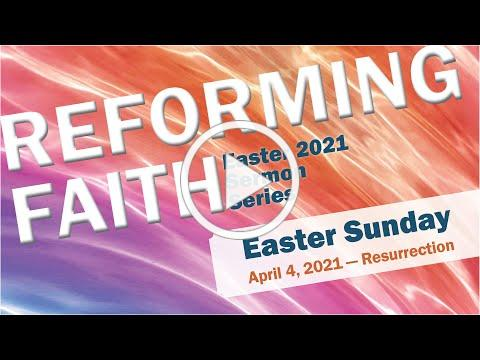 Easter Sunday Service for Open Door Churches of Salem and Keizer (UMC) - April 4, 2021