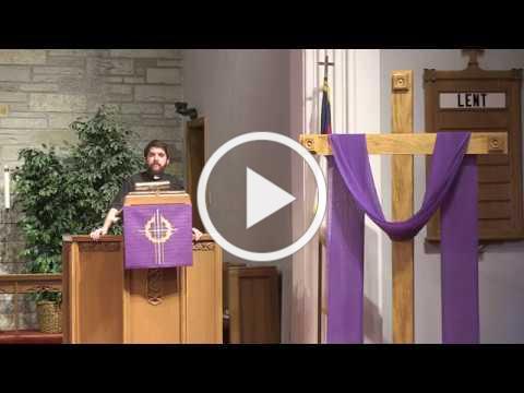 Lent Worship - 4/1/20 - Eyes on Jesus