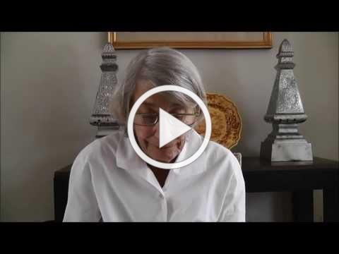 Mary Oliver reads a poem from Dog Songs